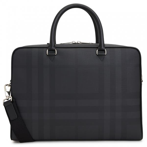 [버버리] 런던 체크 AINSWORTH 8013948 남자 서류가방
