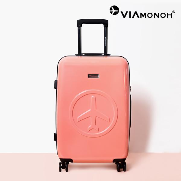 """[비아모노] FLY VIAMONOH LUGGAGE 24"""" (VAFF9091) 플라이 비아모노 캐리어 24인치"""
